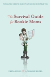 The Survival Guide for Rookie Moms baby shower gift
