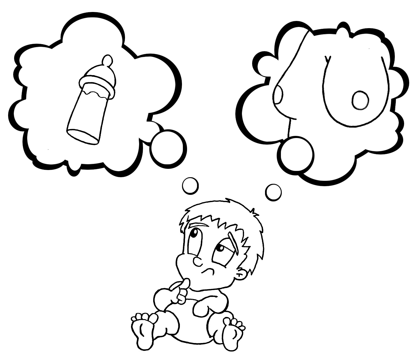 the great debate breastfeeding vs formula newdaddyhood Baby Bottle in 2008