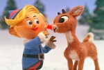Rudolf and Hermey