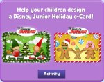 disney junior ecards