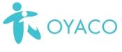 Oyaco Logo Blue Small